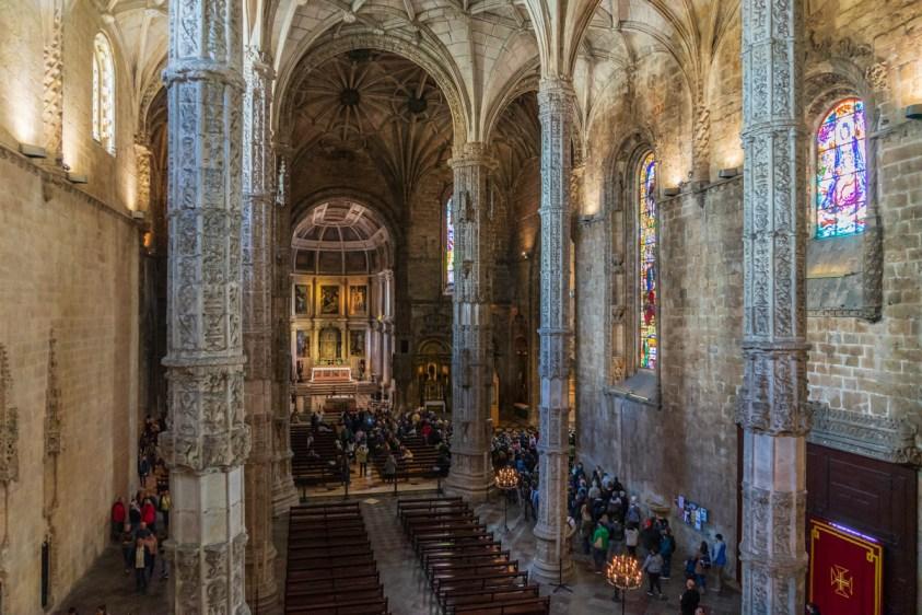 Jerónimos Monastery, Belém, Lisbon