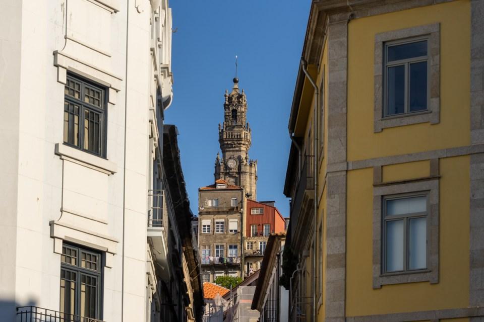 Torre dos Clérigos, Porto