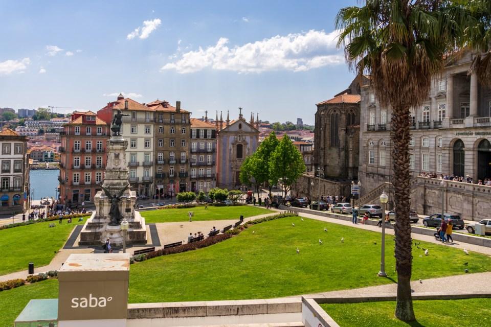 Jardim do Infante Dom Henrique, Porto