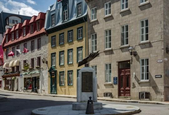 Rue des Jardins, Quebec City