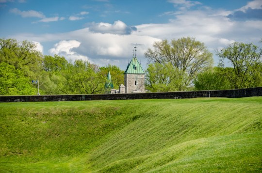 Fortifications, Quebec City