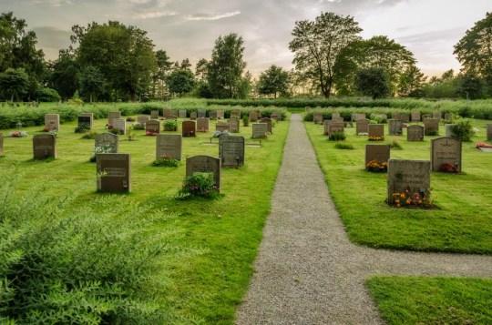 Skogskyrkogården cemetery, Stockholm