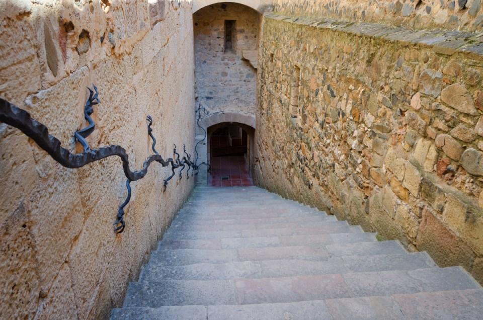 Poblet Monastery, Catalonia, Spain