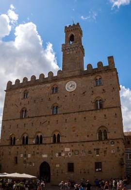 Palazzo Priori, Volterra, Italy