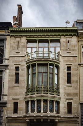 Hotel Tassel, Brussels