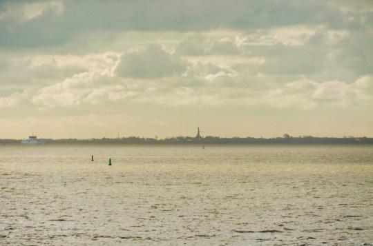 Wadden Sea (Waddenzee), Netherlands