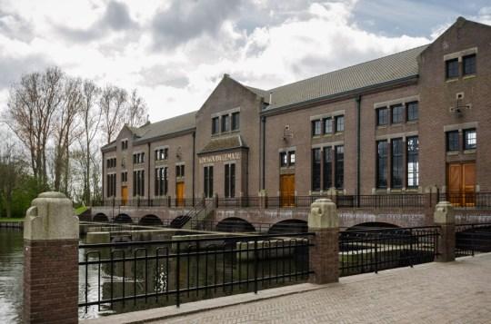 Wouda Steam Pumping Station, Lemmer, Netherlands