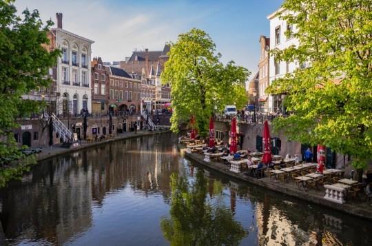 Utrecht, Netherlands - Processed RAW