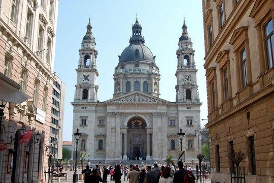 St Stephen Basilica, Budapest