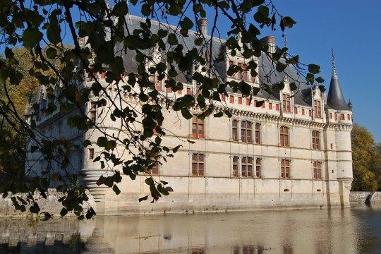 Azay-le-Rideau, Loire Valley