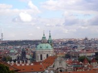 Spires of Prague - St Nicholas (Little Quarter)