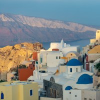 A place in my memory: Oia