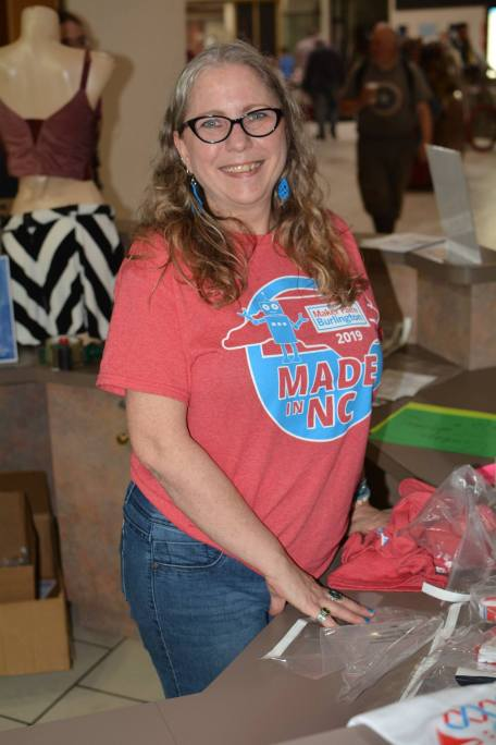 Ilsa Spaan - 8 years as Producer of Maker Faire Burlington