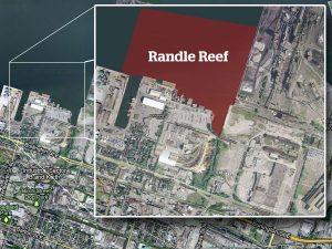map RADLE REEF