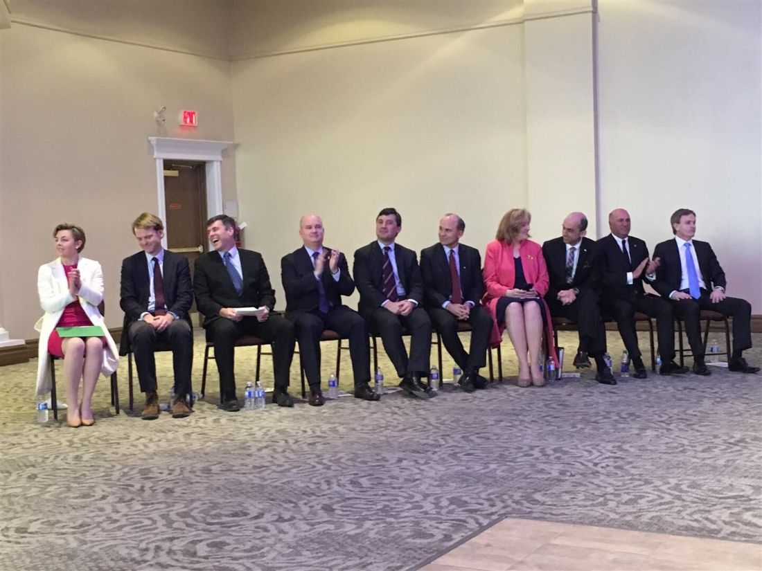 CPC leadership candidates come to Burlington 2017
