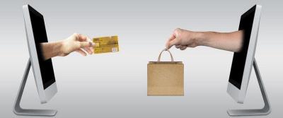 E commerce design graphic