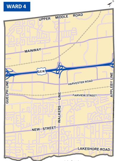 ward 4 map