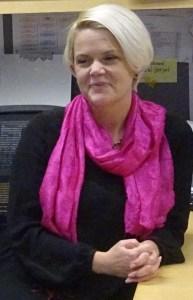 Tammy Fay smile