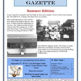 Summer 2020 Gazette