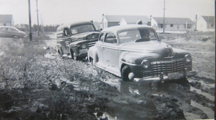 Townsend Ave, 1951