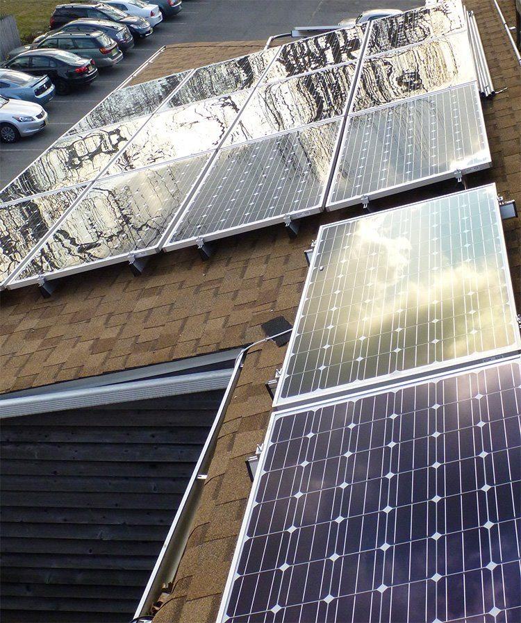 Going Green - Solar Panels