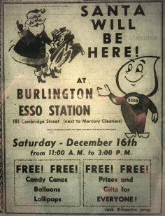 Burlington Esso Station, Burlington MA