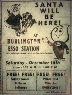 Burlington Esso Station, Burlington MA