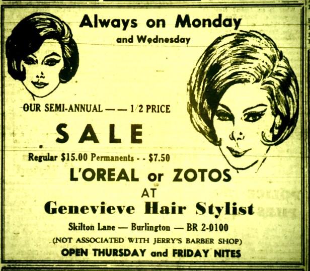 Genevieve Hair Stylist, Burlington MA