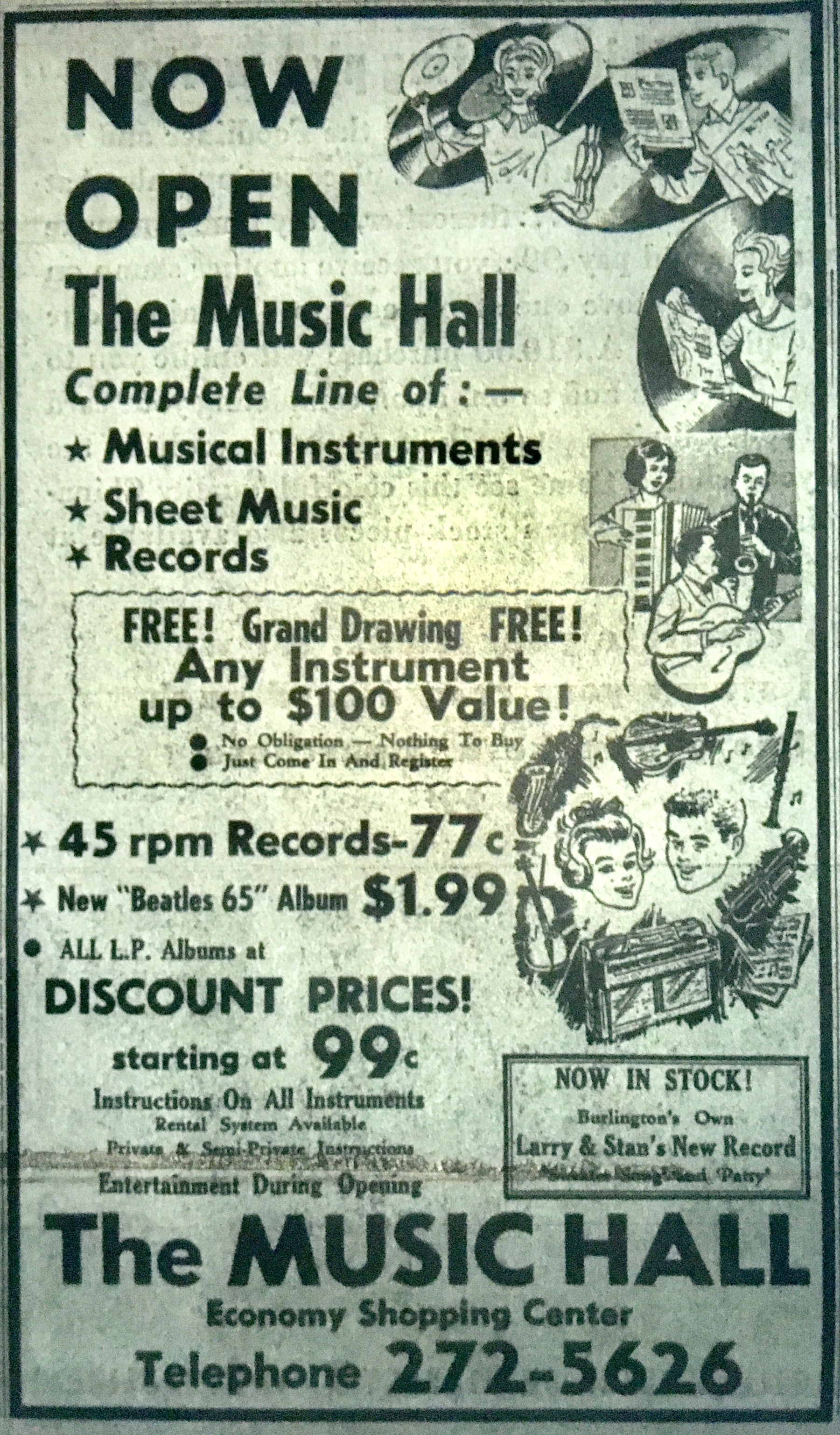 The Music Hall, Burlington MA