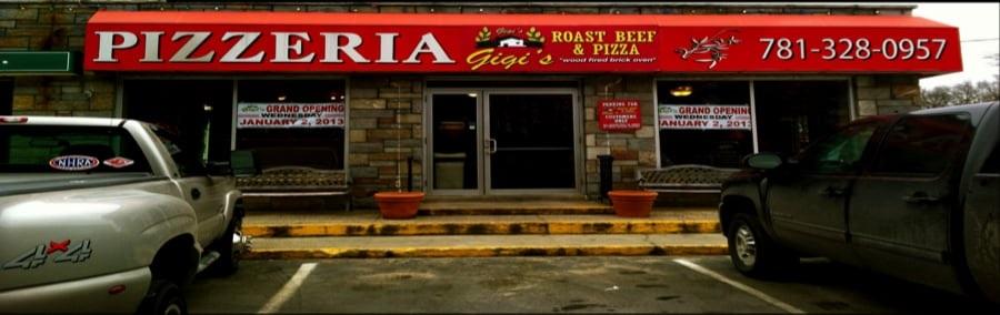 Gigi's Pizzeria, Burlington MA