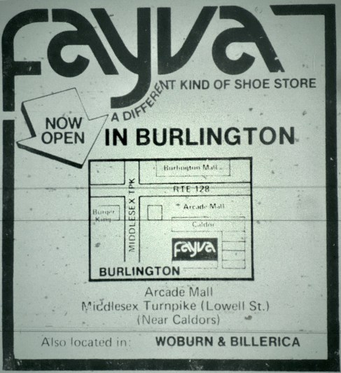 Fayva Burlington MA