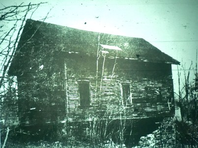 Frothingham mansion barn, Burlington MA