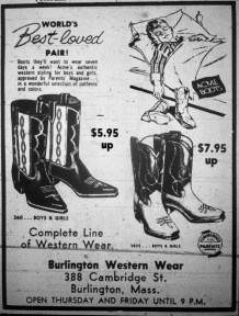 Burlington Western Wear