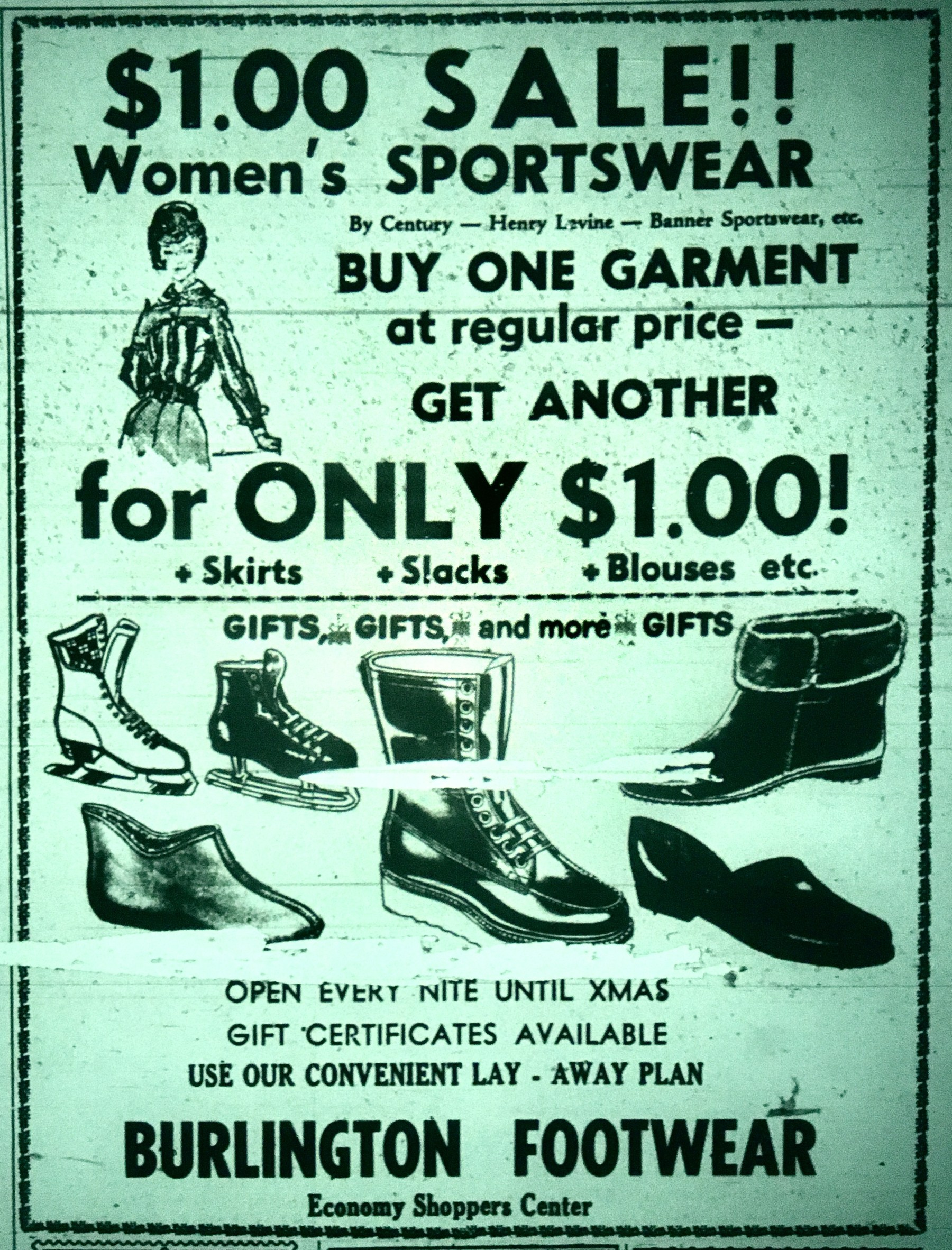 Burlington Footwear, Burlington MA