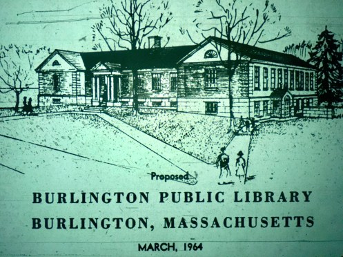 Burlington Library, Burlington MA