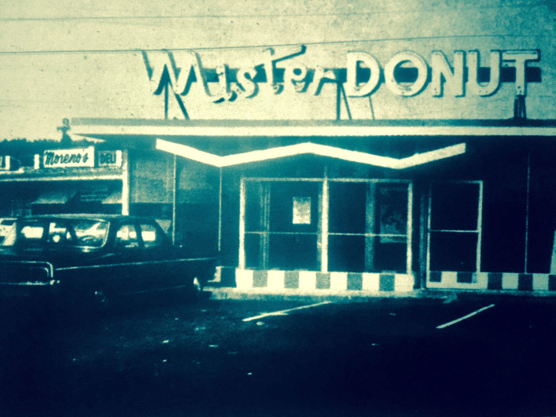 Mister Donut, Burlington MA