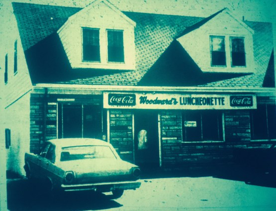 Woodward's Luncheonette, Burlington MA