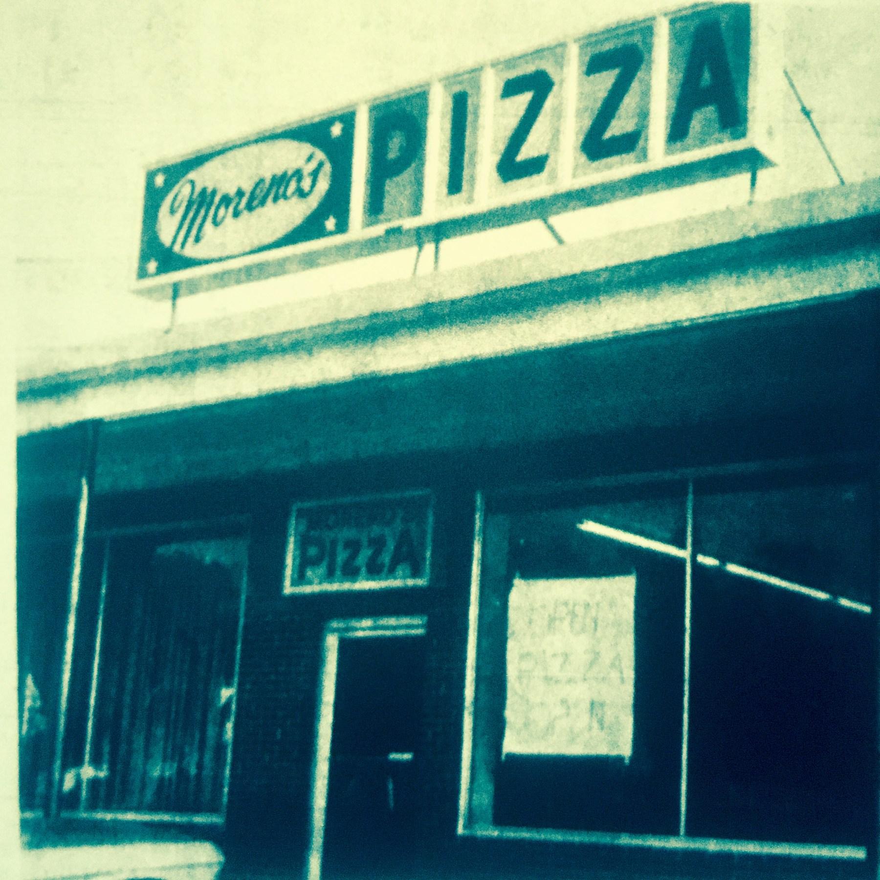 Moreno's Pizza exterior