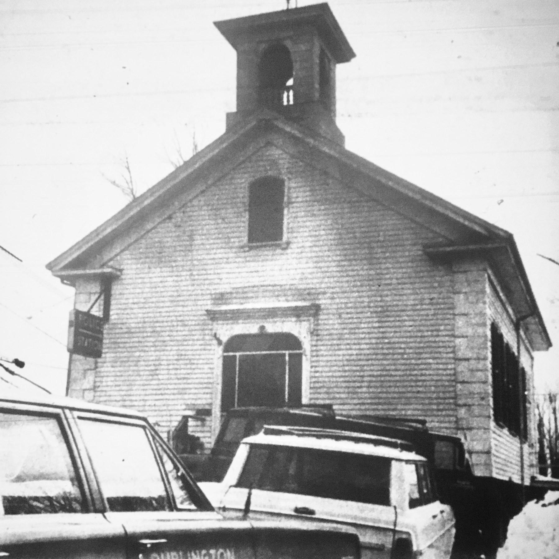 Temporary Police Station Burlington MA