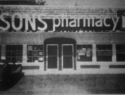Sons Pharmacy, Burlington MA