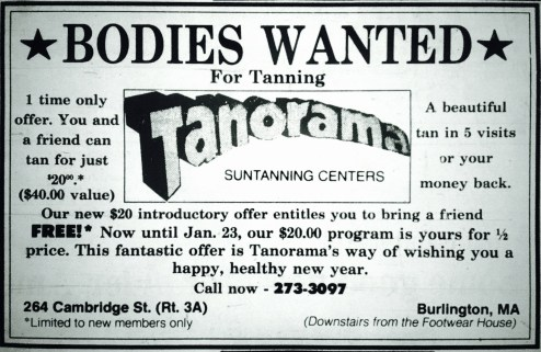 Tanorama Burlington MA