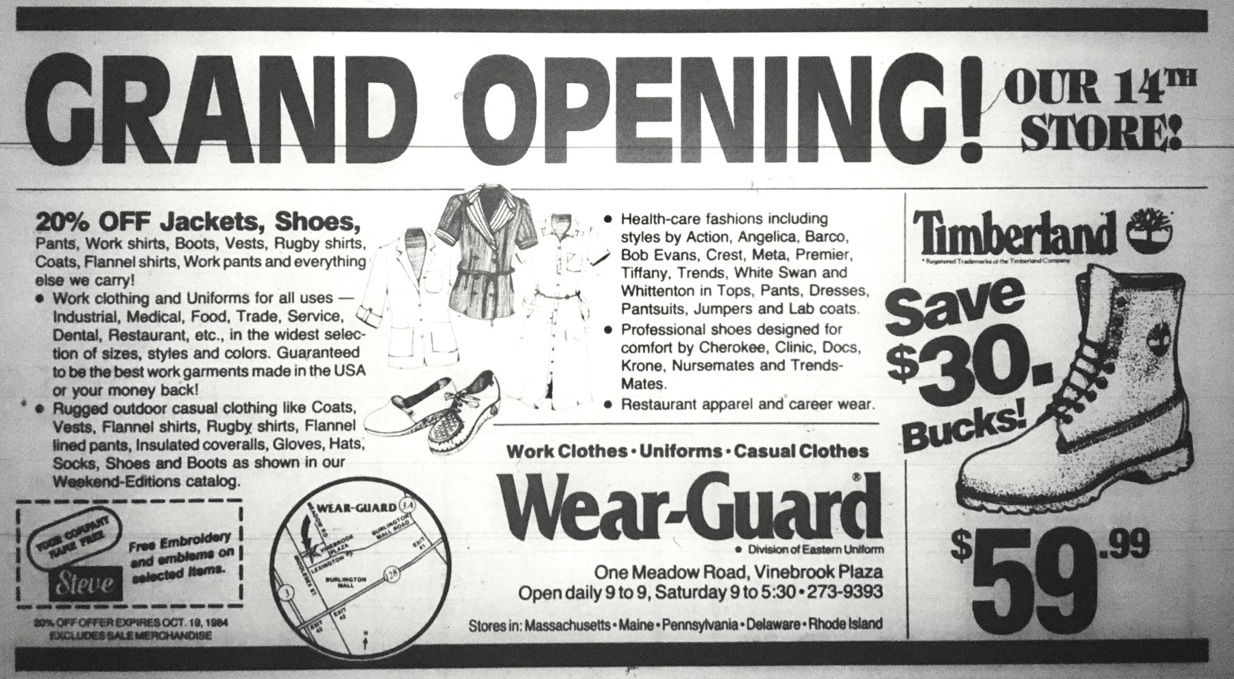 Wear-Guard, Burlington MA