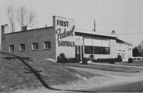 First Federal Savings, Burlington MA