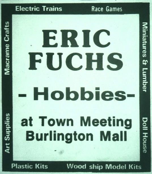 Eric Fuchs, Burlington MA