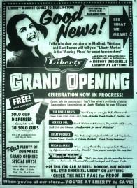 Liberty Markets grand opening