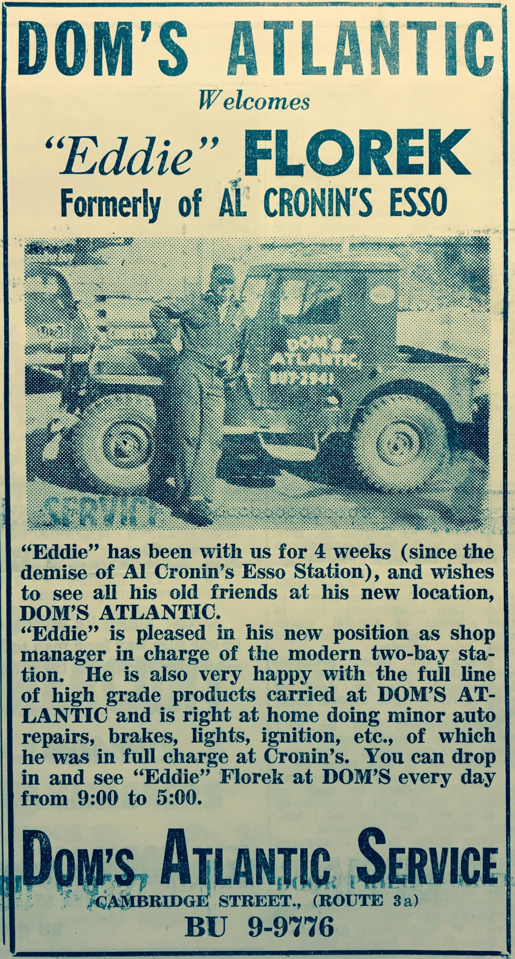 Dom's Atlantic Burlington MA