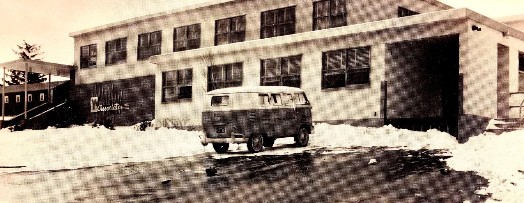 Yewell Associates, Burlington, MA