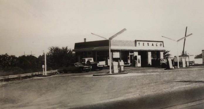 Ned's Texaco, opened in 1961 Burlington MA