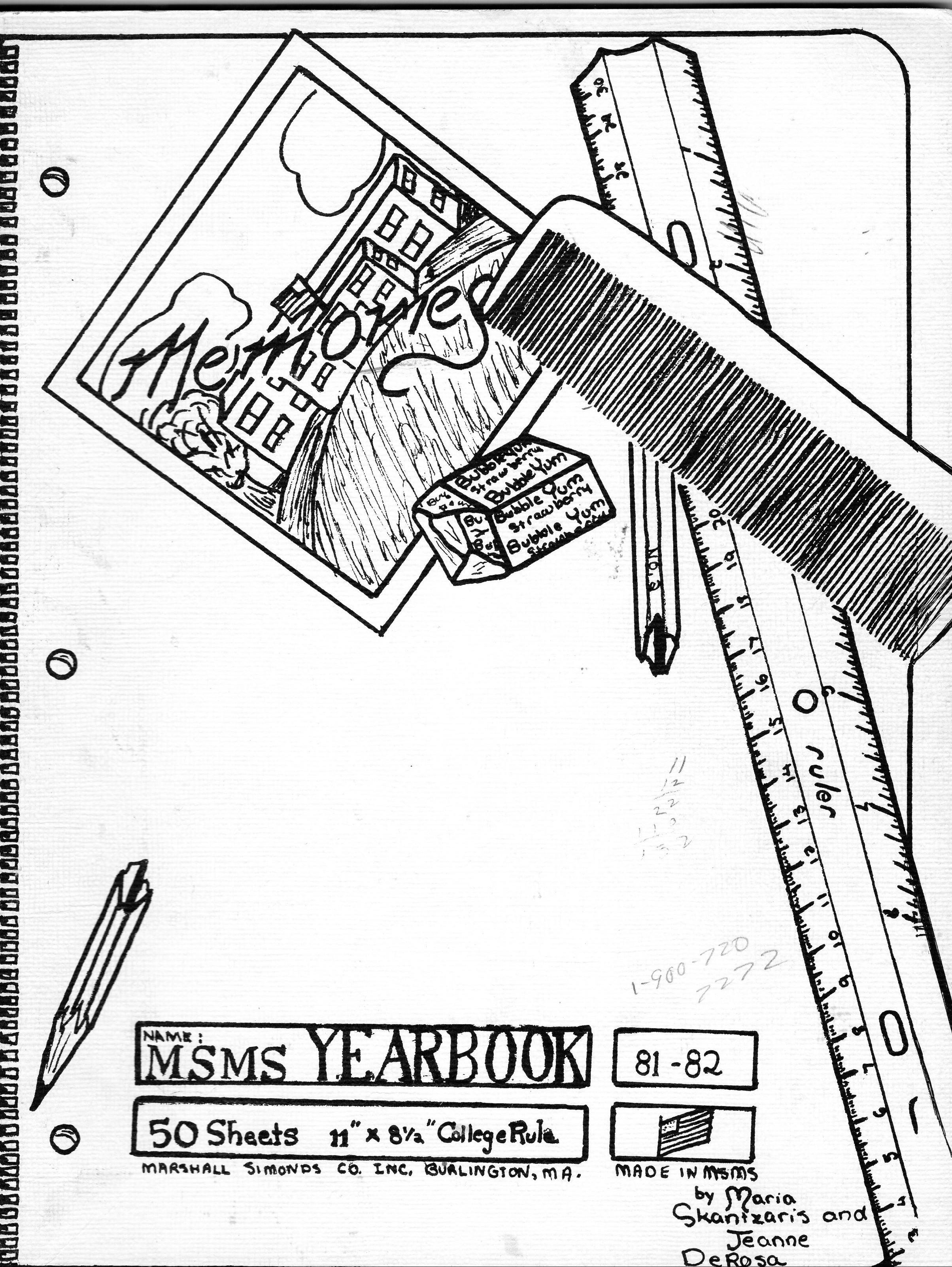 MSMS yearbooks