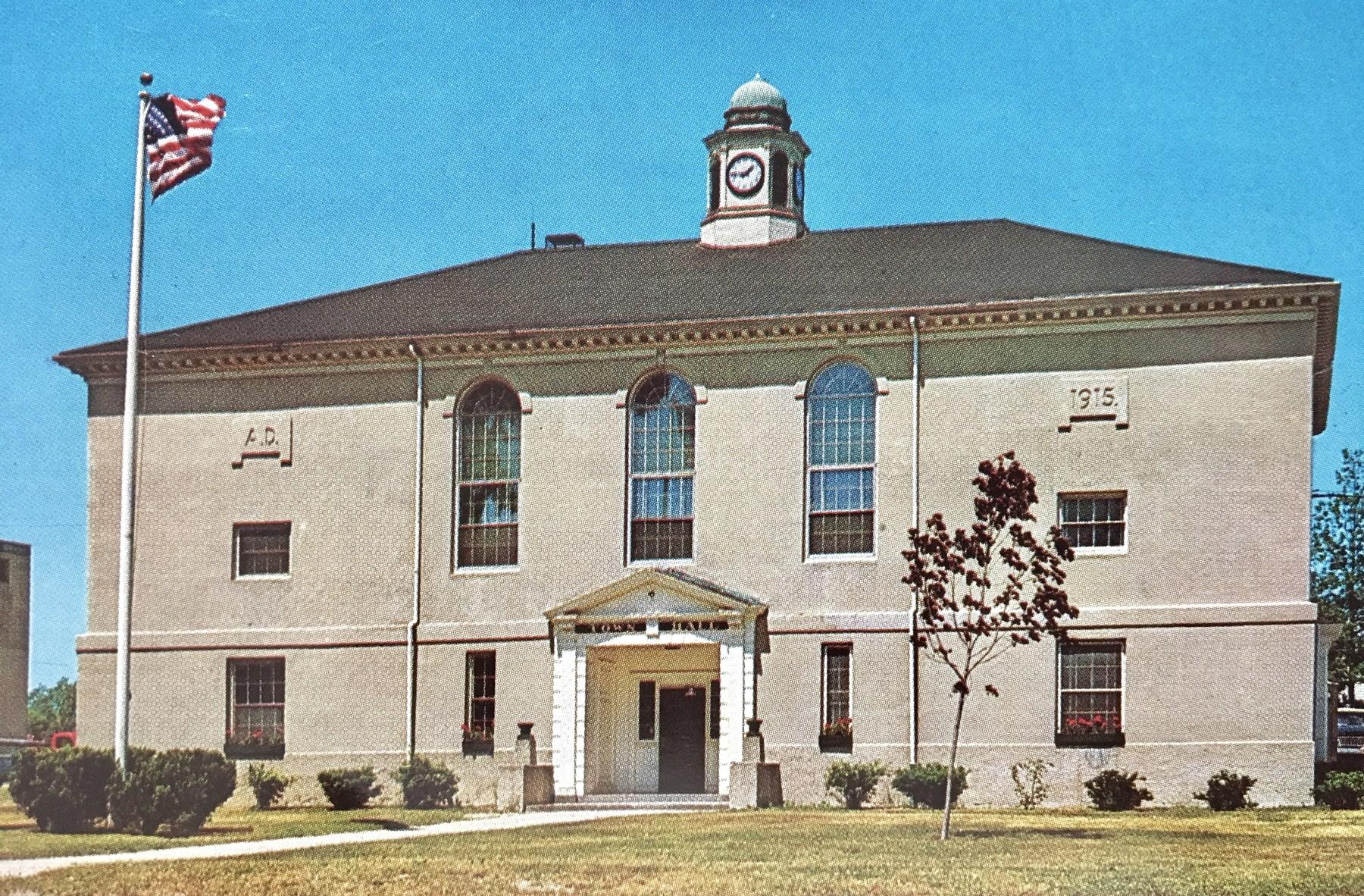 Burlington Town Hall